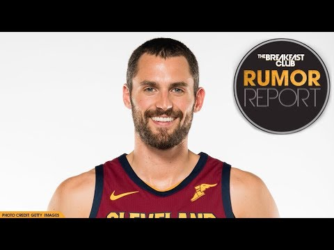 Cleveland Cavaliers' Kevin Love Opens Up About His Panic Attacks