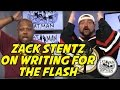 ZACK STENTZ ON WRITING FOR THE FLASH   FAT MAN ON BATMAN 047