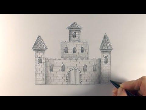 R.E.A.P: Concept Art: How to Draw a Castle