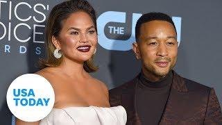 President Trump launches Twitter attack on John Legend, Chrissy Teigen | USA TODAY