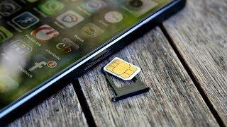 КАК ОТКРЫТЬ СЛОТ ДЛЯ СИМ - КАРТЫ НА IPHONE