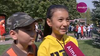 День города Алматы - 2019. Специальный репортаж (15.09.19)