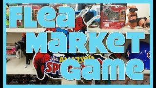 Introduction To Our Flea Market Booth Game: WHAT WE SELL!