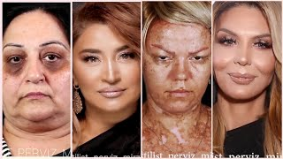 Most Amazing Makeup Transformations 💕 The Power Of Makeup Compilation