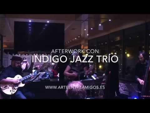 Jazz clásico - voz, guitarra y contrabajo