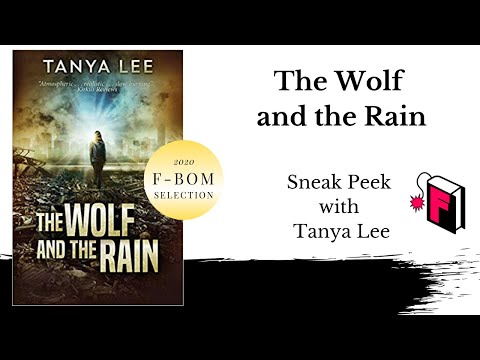 The Wolf and the Rain Book Trailer