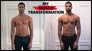 Gym Twin Workout Routine – My Muscle Gain Transformation With Freeletics Gym