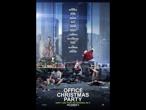 OFFICE CHRISTMAS PARTY - TRAILER (GREEK SUBS)