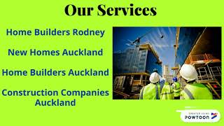 Hire Our Well Experienced Home Builders Rodney