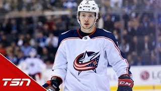 Is the Panarin situation trending towards a deadline trade?