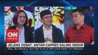 Jokowi Komitmen Selesaikan Kasus HAM, BPN: Jika Prabowo Menang, Kami Cari Pelanggar HAM