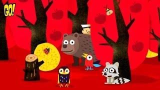 Fiete Hide and Seek Фите играем в Прятки мультфильм игра на Русском Языке