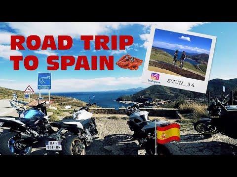 Grosse arsouille à moto en Espagne : roadtrip sur 3 jours