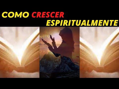 Como Crescer Espiritualmente  Crescimento Pessoal  Crescendo Com Deus  Avivamento Espiritual