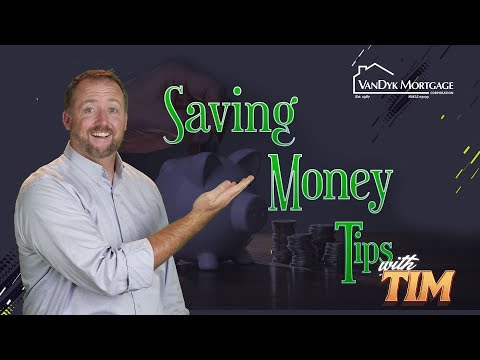 Saving Money Tips With Tim