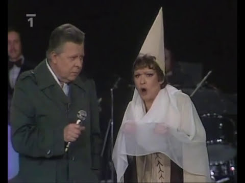 Jiřina Bohdalová a Vladimír Dvořák - Bílá paní
