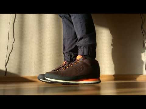 Buty/shoes NEW BALANCE HL754BO na nogach/on feet