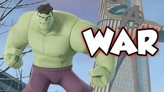 Disney Infinity 2 - World War Hulk - Community Toy Box