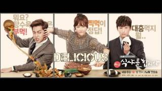 Let's Eat 2 OST - Delicious - Kangnam (M.I.B)