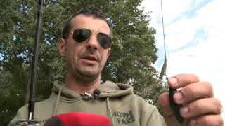 VIDEO-PONT: Atentie la plumb!