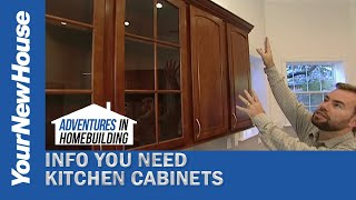 Choices of Kitchen Cabinets (#5414)