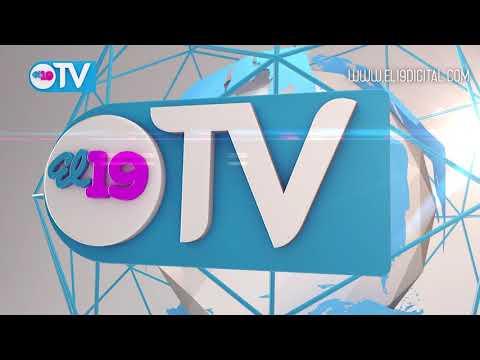 NOTICIERO 19 TV MARTES 20 DE MARZO DEL 2018