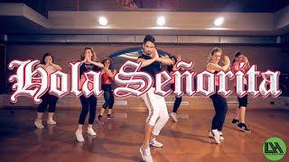 Hola Señorita   Maître Gims Ft. Maluma By Lessier Herrera Zumba