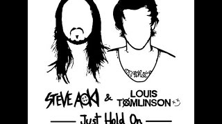 Just Hold On Remix- Steve Aoki ft Louis Tomlinson