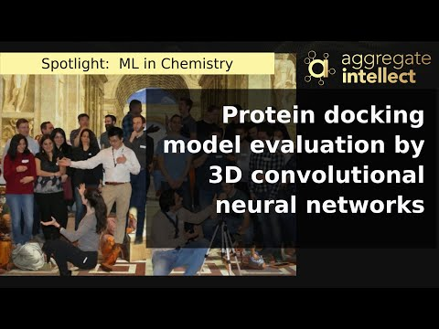Protein docking model evaluation by 3D convolutional neural networks