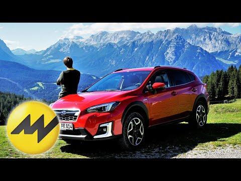 Subaru bringt 2020 den XV e-Boxer | Wie gut ist der neue Mild-Hybrid? | Motorvision