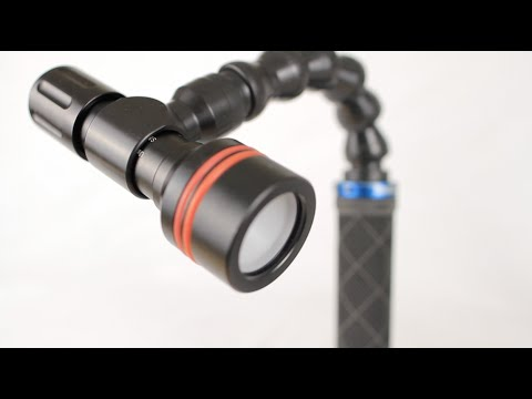 24mm Dive Light Mount Assembly / Installation. SRP / Archon