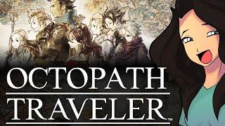 🔴 Momma Plays Octopath Traveler (Blind Play-through) | Part 2