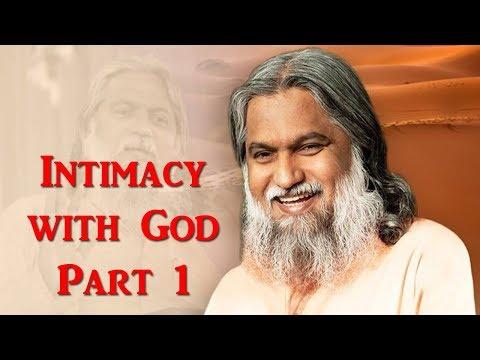 Audio- Intimacy with God by Sadhu Sundar Selvaraj Part 1