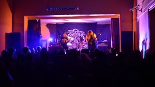 ANGELCORPSE - Wolflust / Sociedad de Artesanos, La Serena 2017