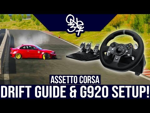 Logitech G920 :: Assetto Corsa General Discussions