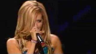 Ashley Tisdale - Well Be Together (concert)