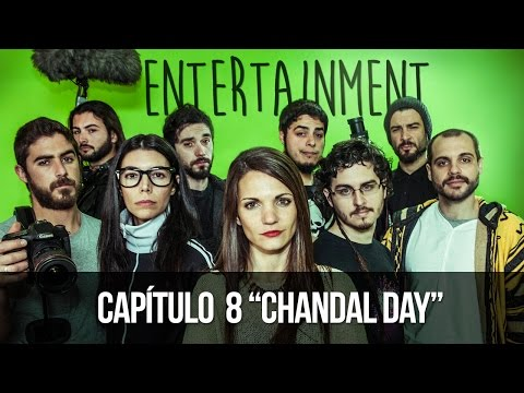 ENTERTAINMENT 1x08 Chandal Day.