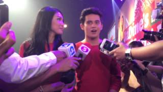 James Reid On His Health, Holy Week Plans, and Julia Barretto I JaDine For Jollibee