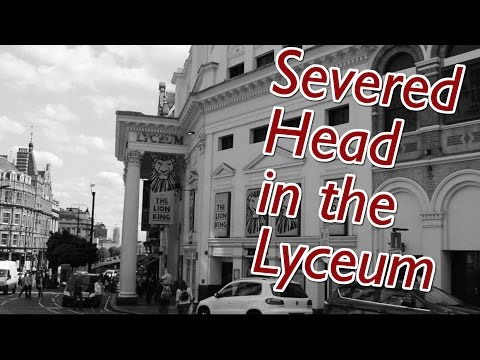 Lyceum Theatre's Hauntings, London