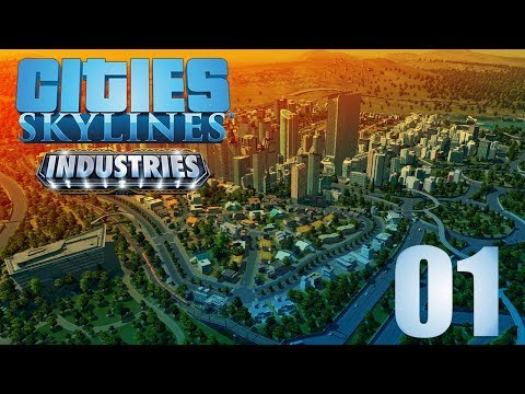 Download Cities: Skylines Industries | Episode 1 [Rockvalley Plans] HD Mp4 3GP Video and MP3