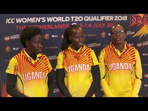 Uganda to compete in ICC Womens' Twenty20 Qualifier
