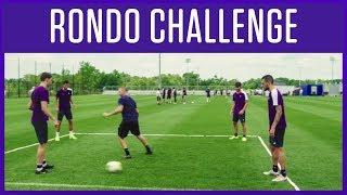 Fiorentina's Rondo—Could You Break It Up?   B/R Rondo Challenge
