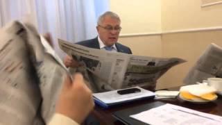 Заседание актива КомПрома 25.03.2014 г.