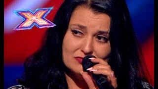 Анастасия Синякова – Ирина Билык – О любви – Х-фактор 9. Шестой кастинг