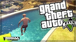 "GTA 5 Online Funny Moments | ""FREE ROAM MADNESS"" 