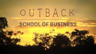 Going outback doesn't mean you're off the beaten track