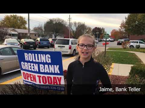 Rolling Green Student Bank