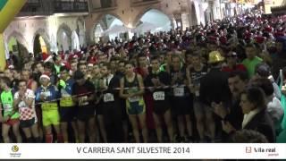 preview picture of video 'La V Sant Silvestre tanca l'any esportiu de Vila-real'