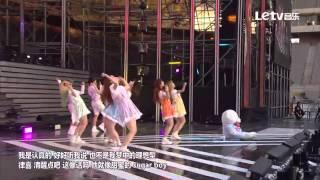 150523 LABOUM (라붐) - Intro + Sugar Sugar (슈가 슈가) @ Dream Concert 2015