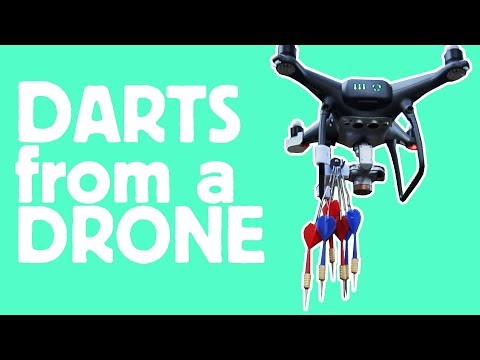 playing-darts-with-a-drone